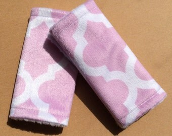 Car seat or Stroller Strap Covers