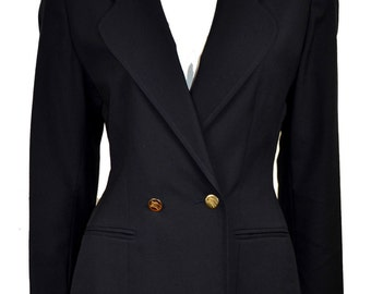 BURBERRYS - JACKET Navy blue size38