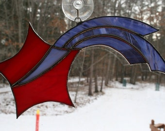 Shooting Star Suncatcher