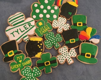 St. Patty's Day cookies!