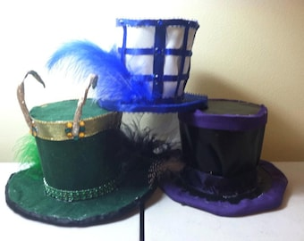 Custom Mini Top Hat