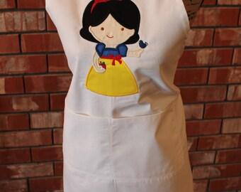 Fairy Tale Snow White Apron