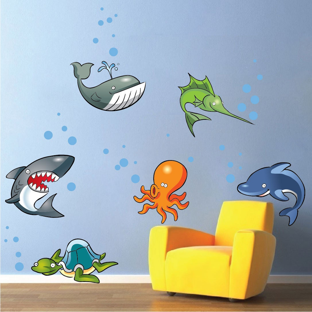 Under The Sea Wall Decal Creatures, Ocean Creature Designs. Clever Stickers. Cliff Signs Of Stroke. Nautical Signs Of Stroke. Angel Baby Car Stickers. Leher Signs. Calligraphy Signs Of Stroke. Translation Logo. Biological Signs Of Stroke