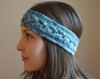 Braided Winter Headband
