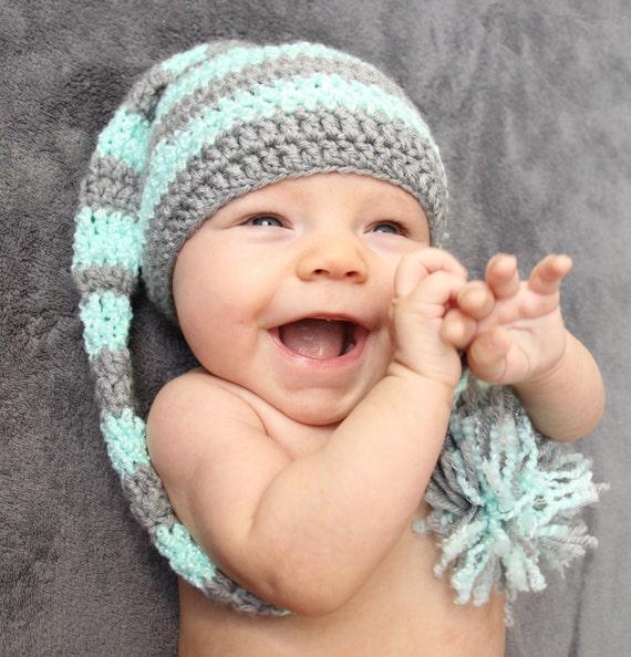 Häkeln Sie Baby Mütze Neugeborene Fotografie Requisiten