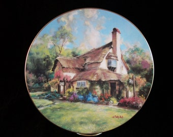 The Periwinkle Tea Rooms by Marty Bell English Country Cottages