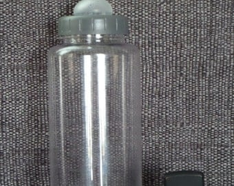 Adult Baby Bottle 1000ml, 33oz, with scale bar.