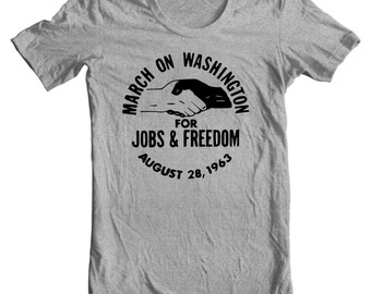 March on Washington for Jobs and Freedom T-shirt