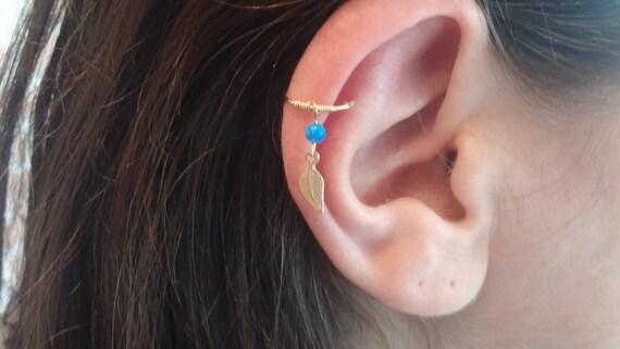 Boucle d'oreille cartilage femme