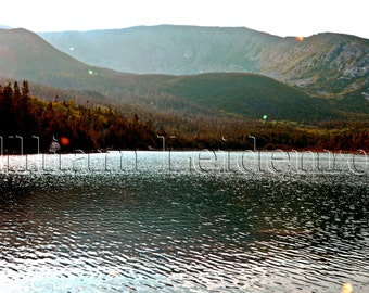 Digital download photography of Mt. Katahdin in Baxter State Park, Maine