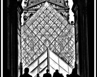 LOUVRE - Digital photo