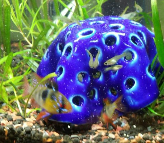 Items similar to baby fish protector aquarium decoration for Fry baby fish