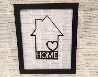 Home is where the heart is!!