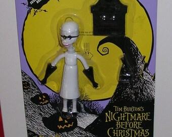 Vintage 1993 Nightmare Before Christmas Evil Scientist