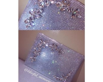 Crystal Covered Laptop case