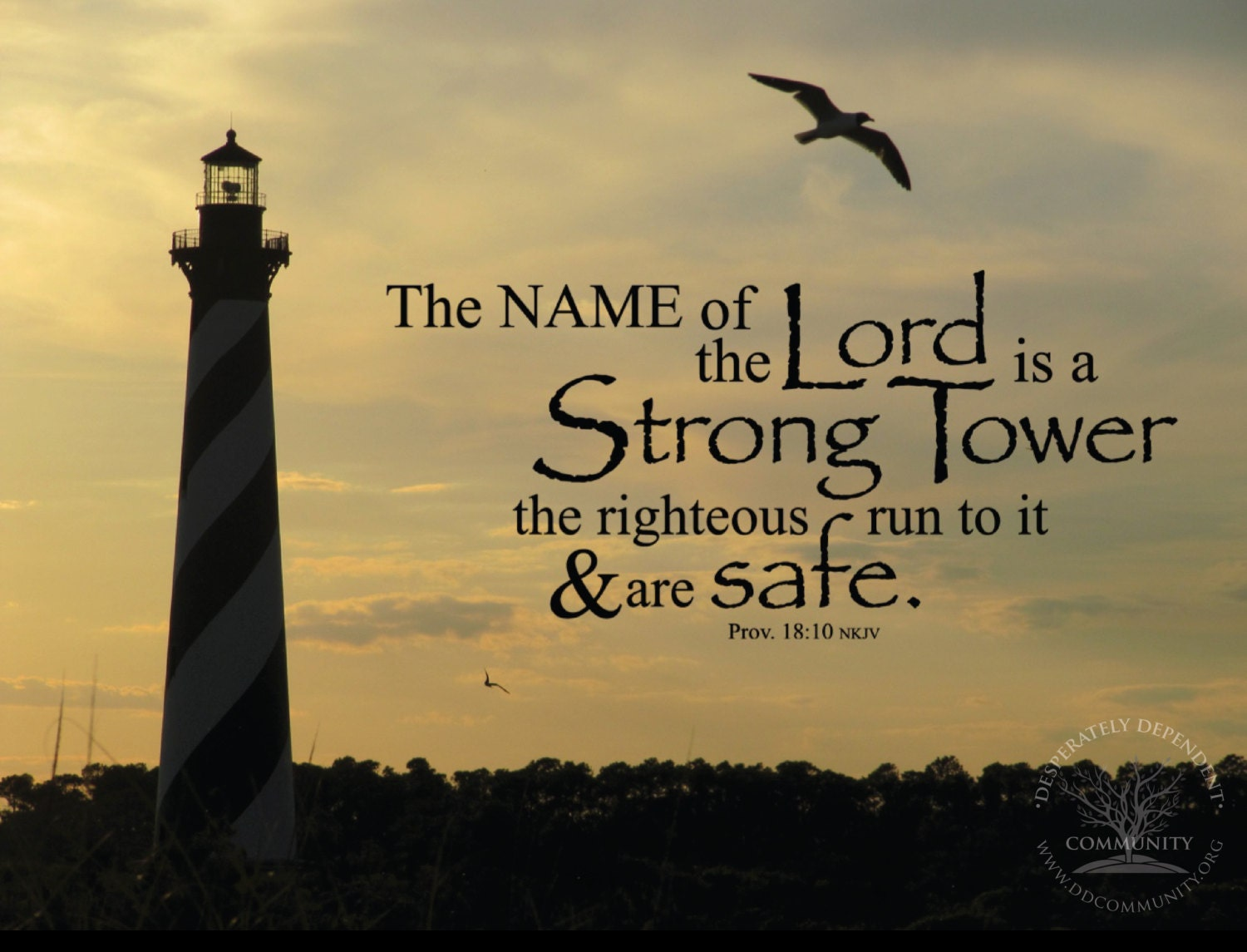 the lord is a strong tower prov 18 10 digital file from designverses on etsy studio