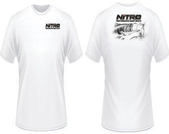 Nitro Bass Boat T-Shirt
