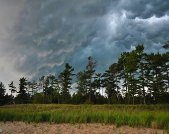 Labor Day Storm - Fine Art Photography by Andy Garcia