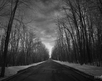 The Long Road - Fine Art Photography by Andy Garcia