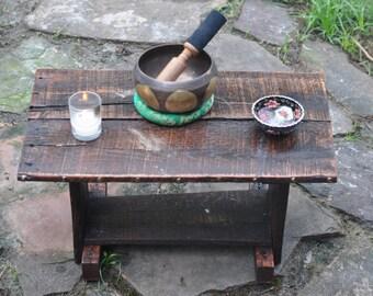 Medium Oak Altar 2