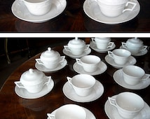 Set of 14 cups