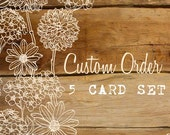 Card Chic by Photo Notecard Set