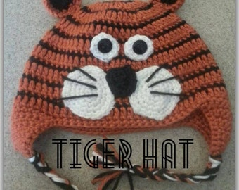 Cochet Tiger Hat