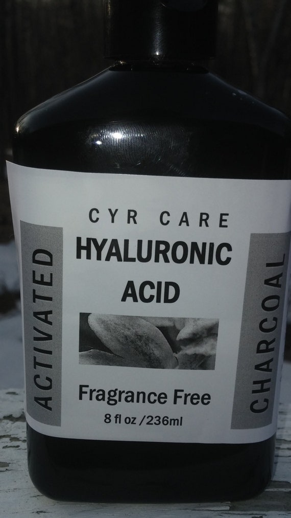 hyaluronic activated charcoal soap african black soap