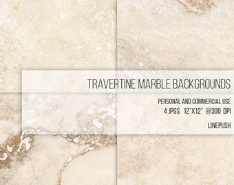 SALE! Travertine Marble Paper, Marble Tumble Tile Texture, Natural Stone, Abstract Background, Stone Textures, Wallpaper, Scrapbook, Card