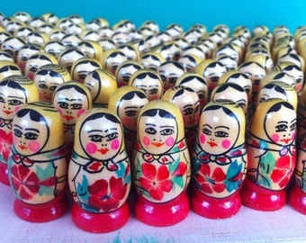 Matryoshka (russian doll) from 1970s.