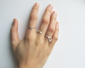 Silver Rings - Opaca Nº2