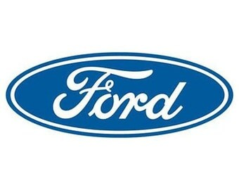 Ford Giant Logo Mens T Shirt Logo is 14 X 6 Inches 12614E2