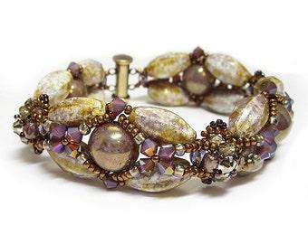 Galactica Purple Bracelet Kit