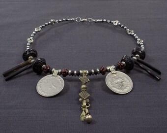 Tribal Princess Kuchi Pendant Necklace