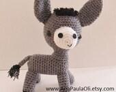 Amigurumi Donkey