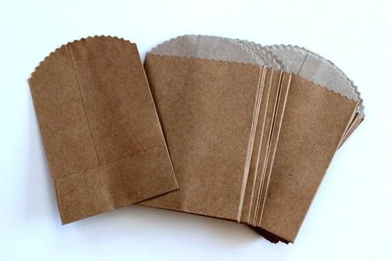 forfait mini sacs kraft de 20 papier kraft enveloppes. Black Bedroom Furniture Sets. Home Design Ideas