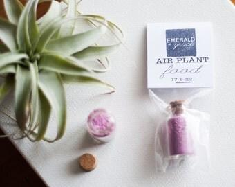 Air Plant Food (Fertilizer) 17-8-22