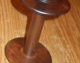 Walnut Finish Kromski Spinning Wheel Bobbins 3 Pack Saves You Money
