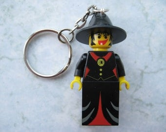 Lego Keychain / Phone Strap (Witch)