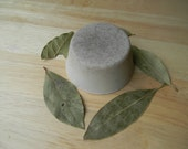New Shaving Soap-Goat Milk Tobacco Bay Leaf  With vitamin E- Hand Made-All Natural 4 oz