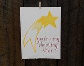 You're My Shooting Star Broadside