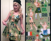 Dublin Your Pleasure Tank Top Party Dress MADE TO ORDER