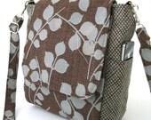 sling bag, backpack converts to messenger bag, tote bag, womens handbag, crossbody bag, zipper bag, fit IPAD