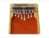 Kalimba - Regular RED - Thumb Piano - The Magical Kalimba