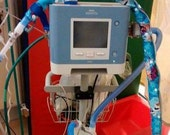 Cord Keepers for feeding tubes, IV lines, oxygen tubing, trach tubing (suction, vent, humidity), Dialysis tubing, more.