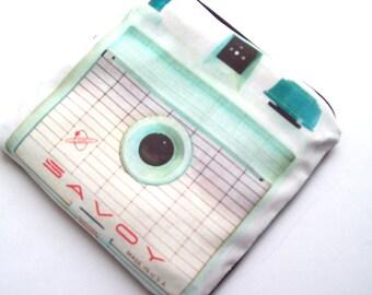 Savoy Camera pouch