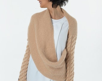 Knit.thing 03 - Cream - READY TO SHIP - Next Day Shipping!