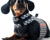 Eco Dog Harness - Renewable Racing Cotton - Custom