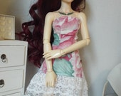"Floral Party Dress 2--16"" Fashion Dolls"