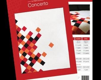 Concerto - Quilt Pattern - Aria Lane